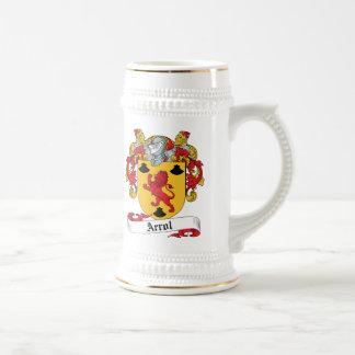 Arrol Family Crest Coffee Mug