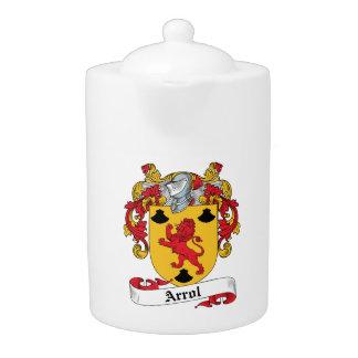 Arrol Family Crest