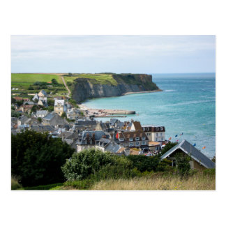Arromanches, Normandy, France - Postcard