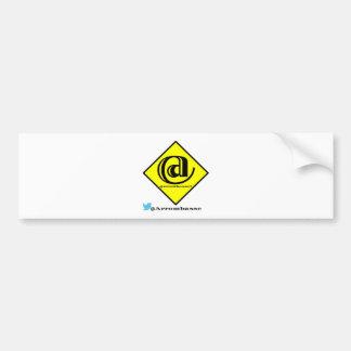 ArrombasseOficial Bumper Sticker