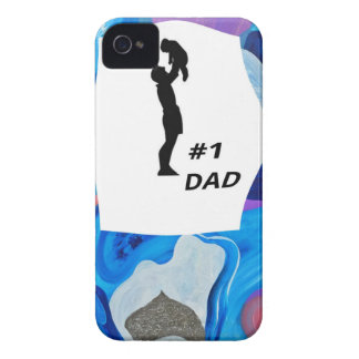 Arrow #1 Dad iPhone 4 Cover