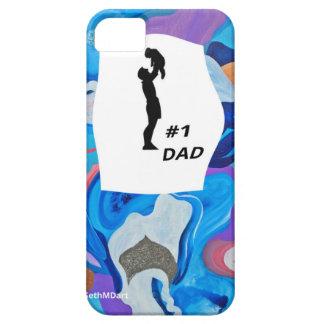 Arrow #1 Dad iPhone SE/5/5s Case