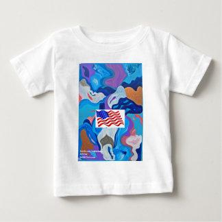 Arrow American Flag Infant T-shirt