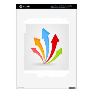 Arrow an icon6 skin for iPad 3