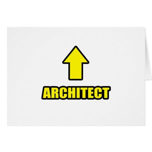 Arrow Architect Card