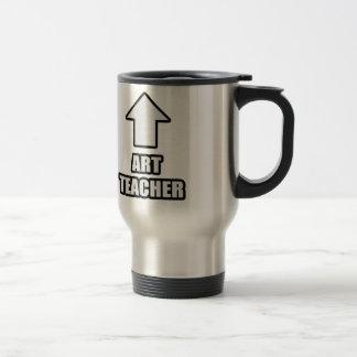 Arrow Art Teacher Travel Mug