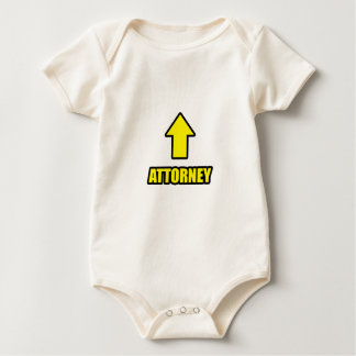 Arrow Attorney Baby Bodysuit
