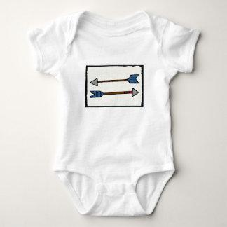 Arrow Baby Bodysuit