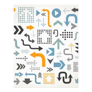 Arrow collection letterhead