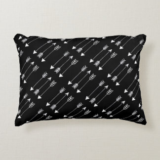 Arrow Design Pillow