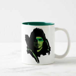 Officially Licensed Merchandise Arrow Just Green Arrow It  Coffee Mug