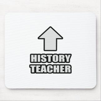 Arrow History Teacher Mouse Pad