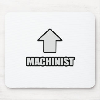 Arrow Machinist Mouse Pad