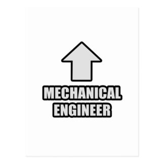 Arrow Mechanical Engineer Postcard