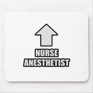 Arrow Nurse Anesthetist Mouse Pad