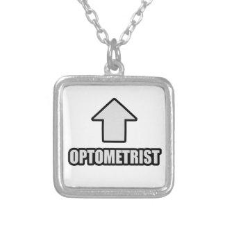 Arrow Optometrist Personalized Necklace