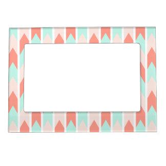 Arrow Pattern Pastel Magnetic Frame