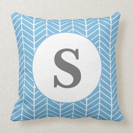Custom Down Throw Pillows : Arrow Patterned Throw Pillow (Custom) Zazzle