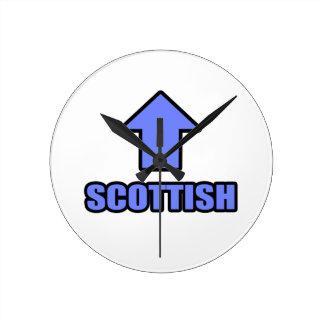 Arrow Scottish Wall Clocks