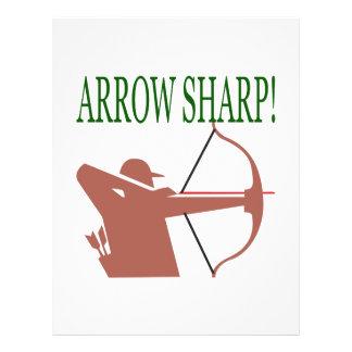 Arrow Sharp Flyer Design