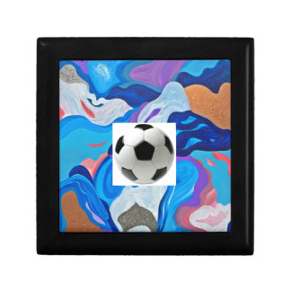 Arrow Soccer Ball Gift Box