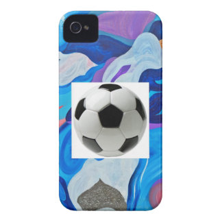Arrow Soccer Ball iPhone 4 Cover