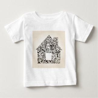 Arrow the house infant t-shirt