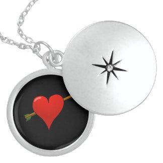 Arrow Through the Heart - R Jewelry