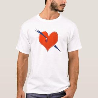 Arrow through the heart T-Shirt