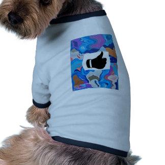 Arrow Thumbs Up Doggie Tee Shirt