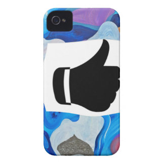 Arrow Thumbs Up iPhone 4 Case-Mate Case