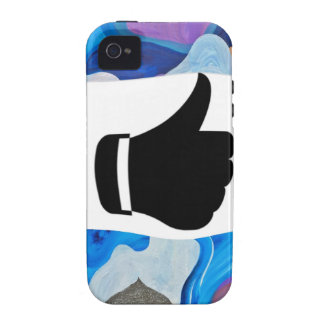 Arrow Thumbs Up iPhone 4 Cases