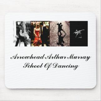 Arrowhead Arthur Murray School Of Dancing Mouse Pad