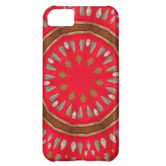 arrowhead pattern iPhone 5C case
