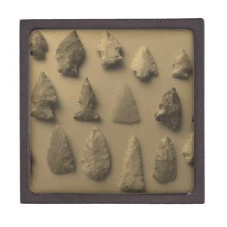 Arrowheads Keepsake Box