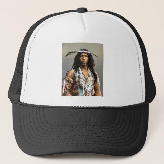 Arrowmaker - An Ojibwa Brave1903 Trucker Hat
