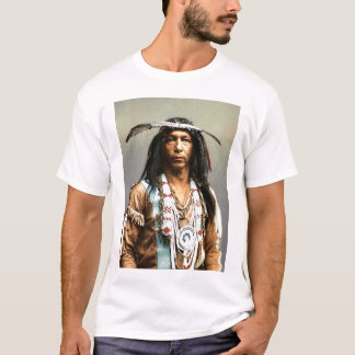 Arrowmaker, an Ojibwa brave, 1903 T-Shirt