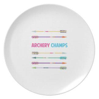 Arrows_Archery_Champs Platos De Comidas