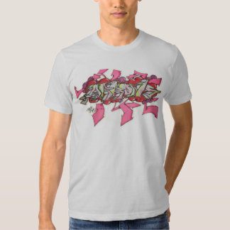 Arrows out of pink T-Shirt