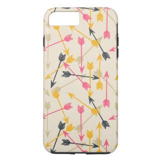 Arrows Scattered / Cream Southwest / Andrea Lauren iPhone 7 Plus Case