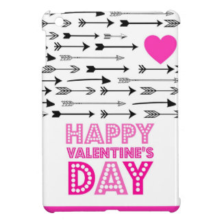 Arrows searching your heart! - Happy Valentine's d iPad Mini Cover