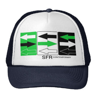 Arrows without direction, SFR-Contemporary Trucker Hat