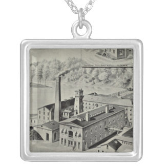 Arrowwanna Mills Silver Plated Necklace