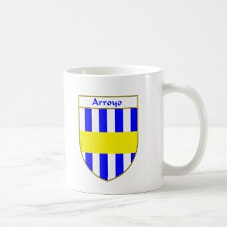 Arroyo Coat of Arms/Family Crest Coffee Mug