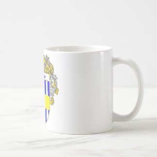 Arroyo Coat of Arms (Mantled) Coffee Mug