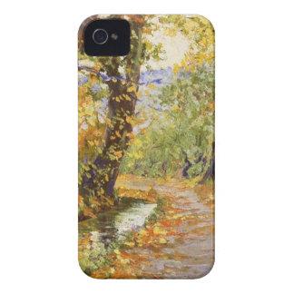 Arroyo de la bobina Case-Mate iPhone 4 carcasas