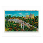 Arroyo Seco Bridge, Colorado Street Bridge Postcard