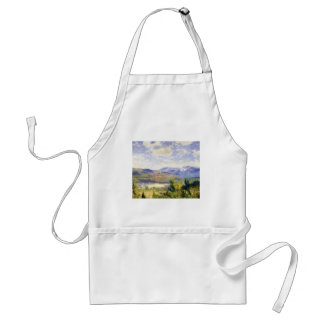 Arroyo Seco by Guy Rose Adult Apron