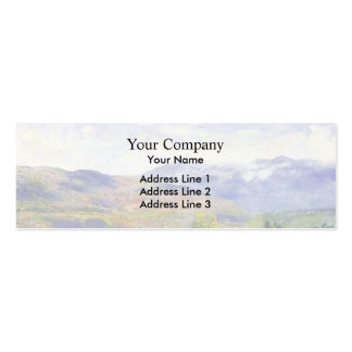Arroyo Seco by Guy Rose Business Card Templates