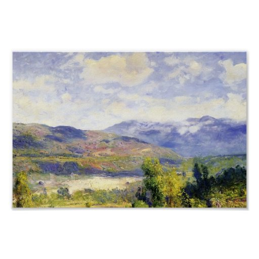 Arroyo Seco by Guy Rose Poster